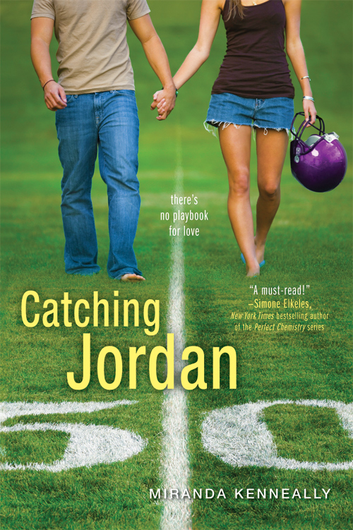 Books We Covet: Cathing Jordan by Miranda Kenneally