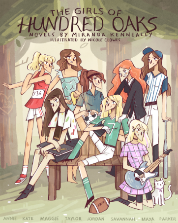 Hundred Oaks Cartoon